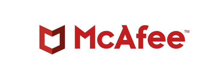 Mcafee antywirus logo