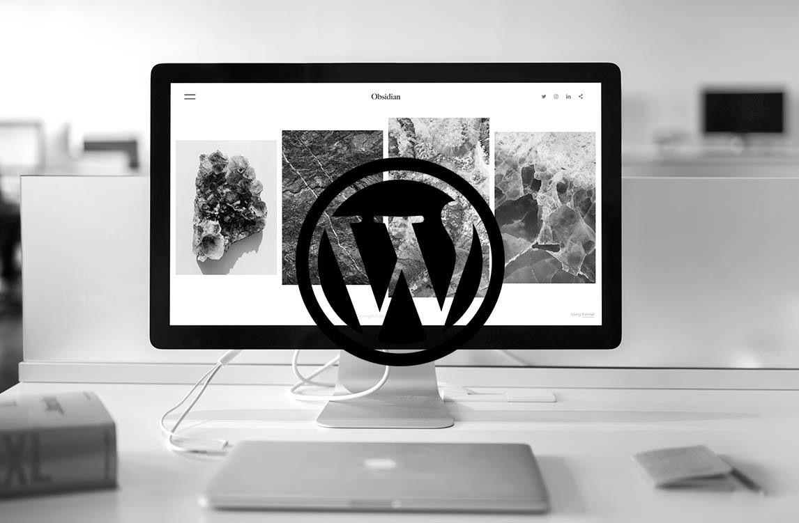 Strony internetowe oparte na WordPress