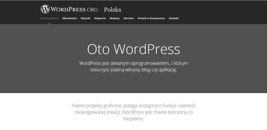 Wordpress Polska